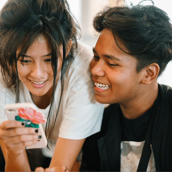 Face-To-Face Vs. Tech-Mediated Prosocial Interaction