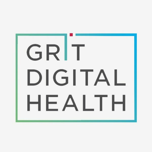 Logo for Grit Digital Health