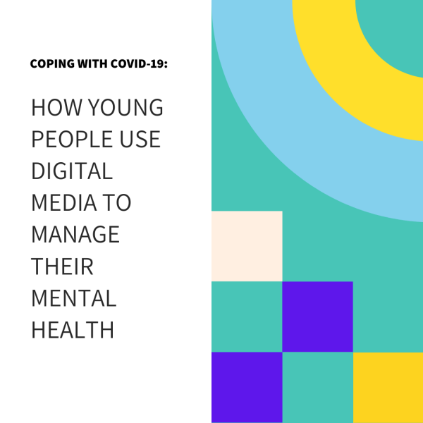 New Survey Reveals That Teens and Young Adults Are Actively Turning to Online Sources to Cope with Mental Health