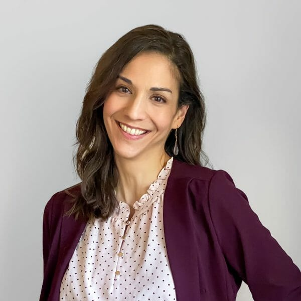 Photo of Jana Haritatos, Ph.D.
